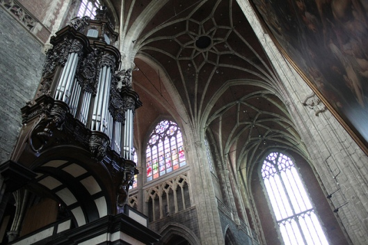 The Organ of Ghent Cathedral