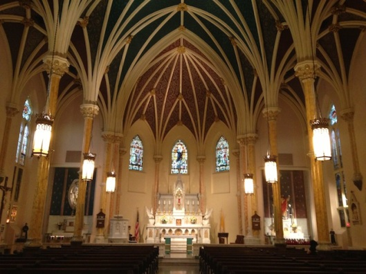 Old St Mary's, Washington, D.C.
