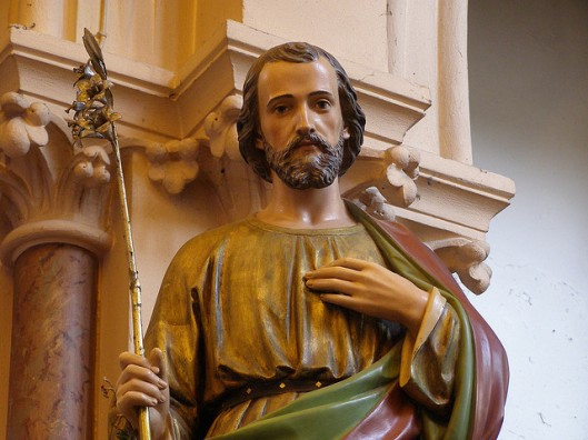 Saint Joseph, the Oxford Oratory
