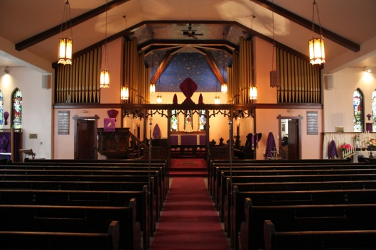 Saint John the Evangelist, Calgary