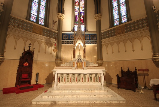 High Altar of Saint John the Evangelist, Indianapolis, IN