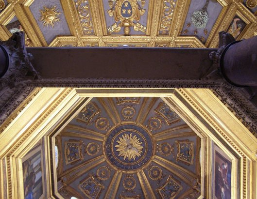 Detail from the Basilica of Saint John Lateran, Rome