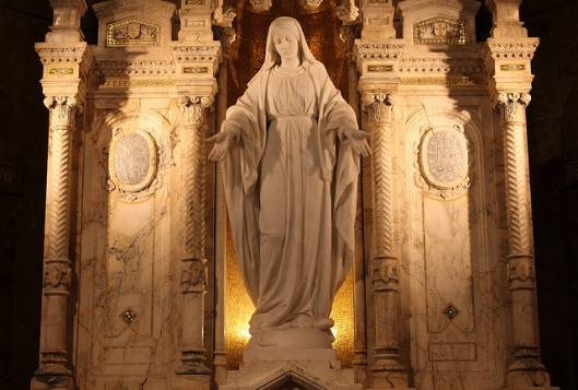Shrine of the Miraculous Medal, Philadelphia, PA