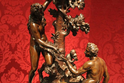 The Fall of Man, ca. 1650-1700 (Florence?) in The Walters Art Museum, Baltimore, MD.