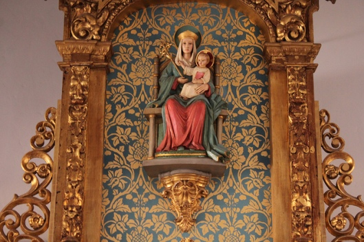 Our Lady of Walsingham in Saint Bede's, Williamsburg, VA